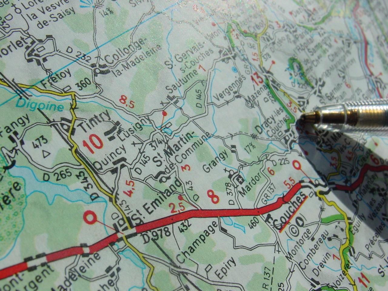Rodzaje trackingu GPS
