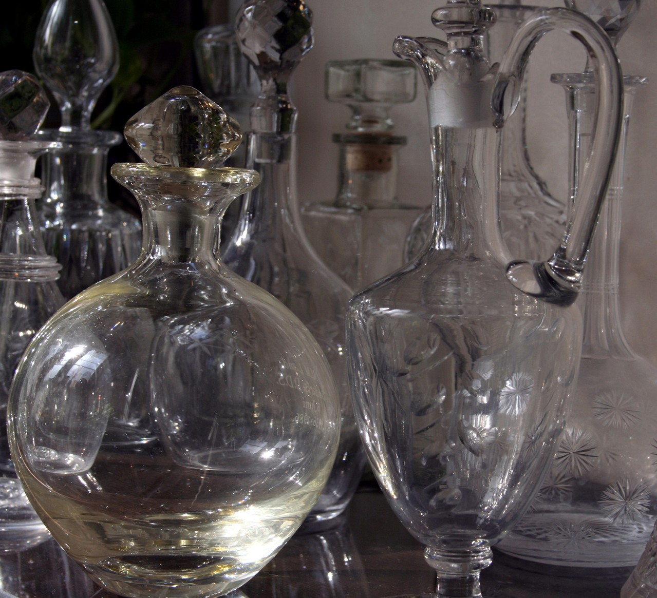 Kryształy od Baccarat